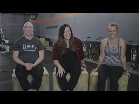 Edge Body Boot Camp Omaha Members Spotlight  - Jillian Young, Chi Riley, Jen Holzapfel