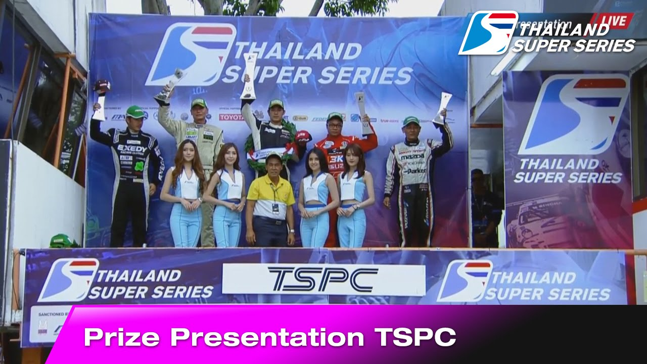 Prize Presentation TSPC | Bira International Circuit