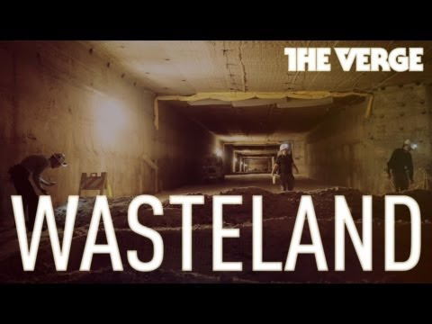 Wasteland: The nuclear graveyard under New Mexico