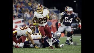 The Redskins Report: Preseason Game #1 | Redskins vs. Patriots 🏈🏈🏈  #LouieTeeLive