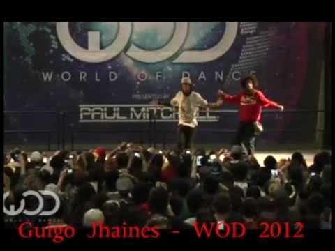 Download Djhaines - LES TWINS World of Dance 2012 Mixtape
