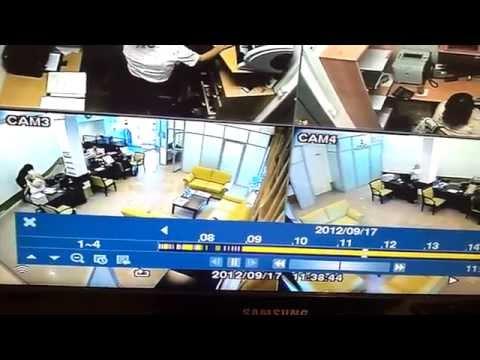 банк видео наблюдение