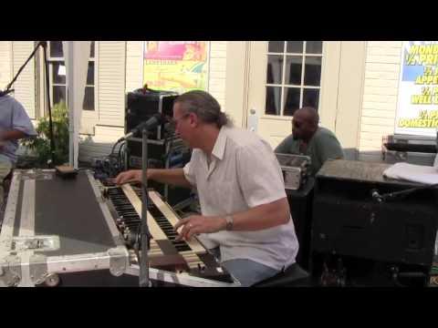 Joe Krown Trio featuring Wolfman Washington.