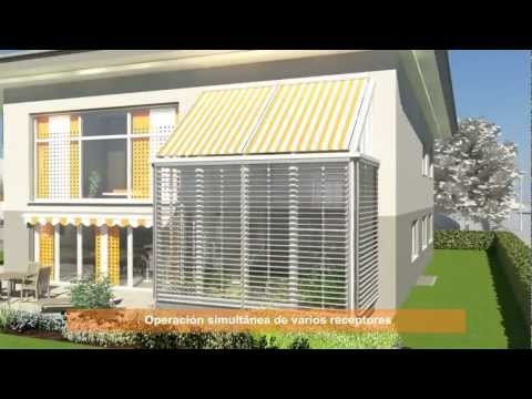 elero GmbH - ProLine 2 - radio bidireccional inteligente