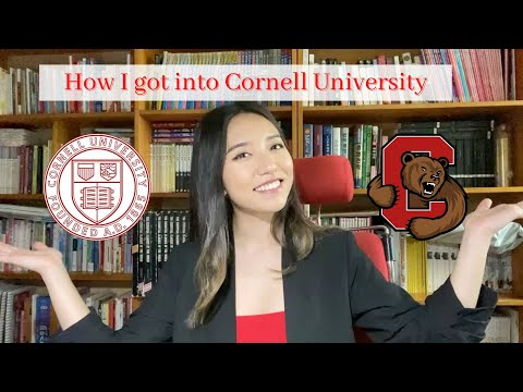 How I got into Cornell University - Masters in Financial Engineering (GRE, Essay, prereq and more!)