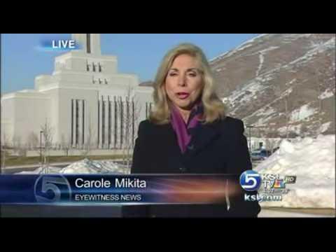 Draper LDS Temple Opens To Public
