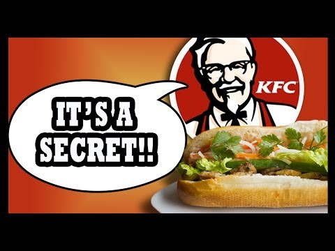 KFC and Pizza Hut have a SECRET!!! - Food Feeder