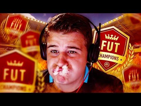 LA RAGE SUR FUT CHAMPIONS - FIFA 17