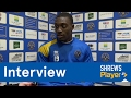 INTERVIEW  Freddie Ladapo pre Scunthorpe United  - Town TV