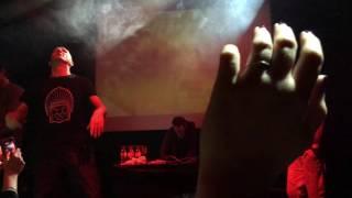 Da Gudda Jazz - Че Гевара (legenda), клуб Brooklyn, Москва, 03.12.16, #dgjlegenda