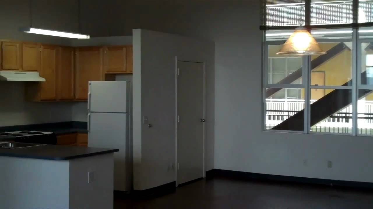 Telegraph Lofts Live/Work Loft For Rent Pt 2