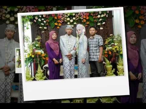 Janur Melengkung - Catur Arum (Wedding Slideshow)