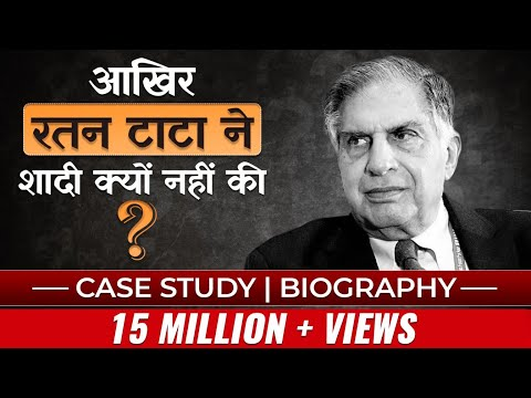 Unheard Stories Of Sir Ratan Tata | Biography | Case Study | Dr Vivek Bindra