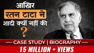 Unheard Stories Of Sir Ratan Tata | Biography | Case Study | Dr Vivek Bindra