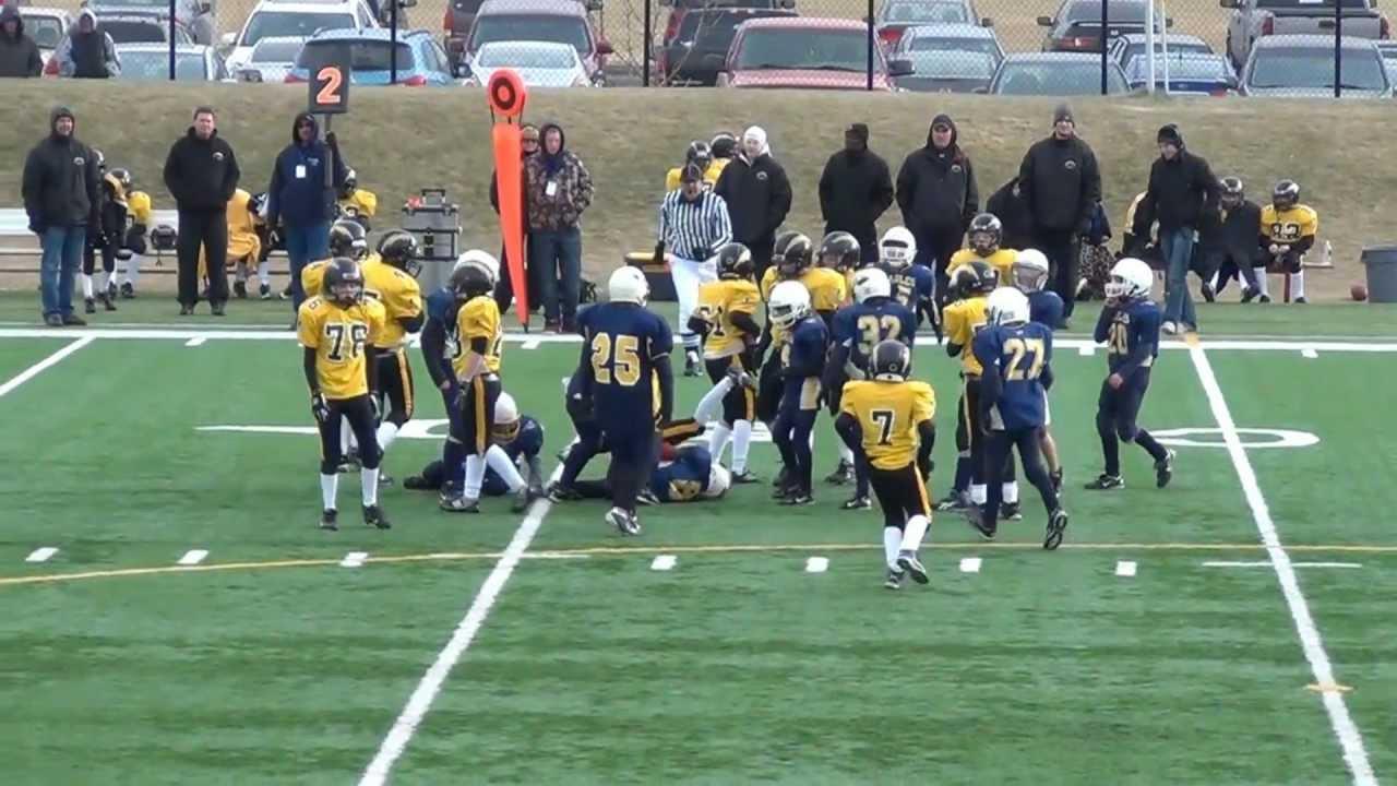 Edmonton eagles midget football