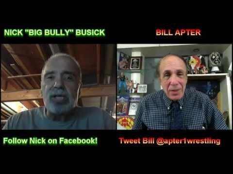 """RESULTS: """"BIG BULLY"""" BUSICK VS."""" BIG BULLY"""" CANCER -- AND THE WINNER IS ..."""