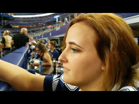 Dallas Cowboys AT&T Stadium - Field Level Suites Experience Video