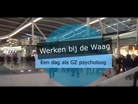 Werken bij de Waag - een dag als GZ psycholoog