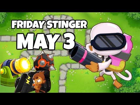 BTD6 Friday Stinger; Killer Boy's Challenge - May 3 2019