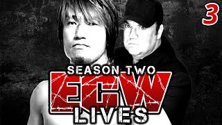 TEW 2016   ECW Lives! S2 #3   Your New Hero   Total Extreme Wrestling 2016