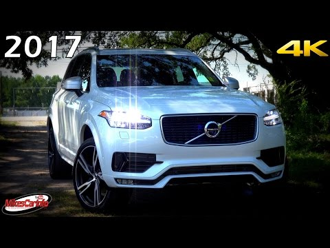 2017 Volvo XC90 T6 R-Design - Ultimate In-Depth Look in 4K