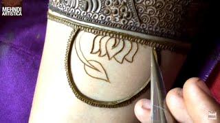 Gambar cover Complete Bharwa Mehndi Design 2019 | Beautiful Henna Mehendi Designs by MehndiArtistica
