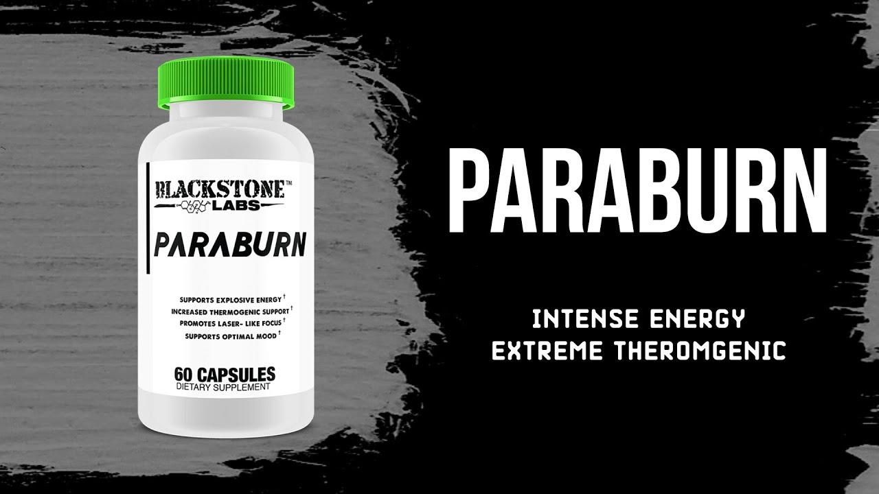 Paraburn | Thermogenic Fat Burner - YouTube