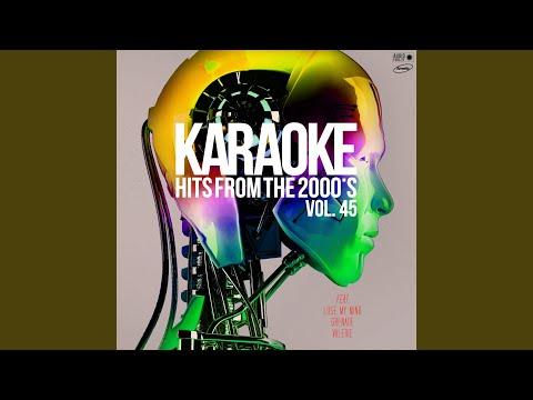 Grenade (In The Style Of Bruno Mars) (Karaoke Version)