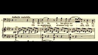 Vi ravviso, o luoghi ameni - Pol Plançon (1903) - La Sonnambula