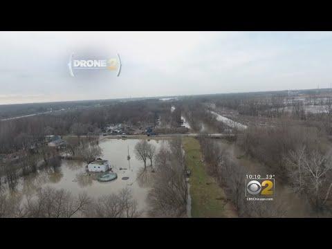 The Latest Flooding In Northwest Indiana
