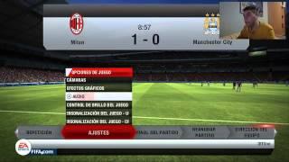[Nintendo Wii U] Review | Fifa 13 Demo en Español - Funcionalidades extra y partido de exhibicion!