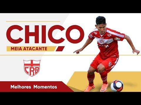 CHICO - Meia Atacante // CRB 2017