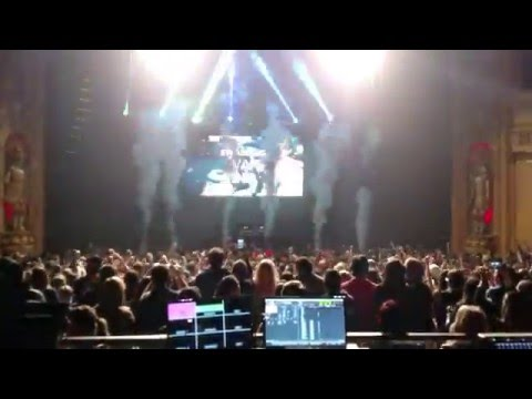 Kygo Don't Stop Believing Remix Live