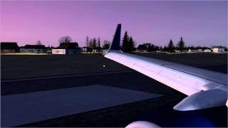 HD Delta Airlines 737-800 Takeoff from Bradley International Airport [FSX]