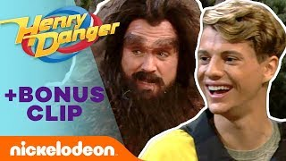 Henry Finds Out Bigfoot is Real?! 😱Henry Danger   Nick