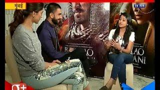 Mumbai : Ranveer Singh And Deepika Padukone Bajirao Mastani In Major Controversies