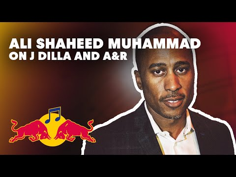 Ali Shaheed Muhammad Lecture (Los Angeles 2012) | Red Bull Music Academy