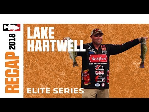 Luke Clausen's 2018 BASS Classic Recap On Lake Hartwell