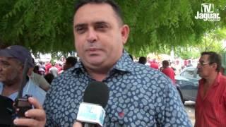 Cleomario prefeito de Ibicuitinga deseja que o novo prefeito faça uma boa administração