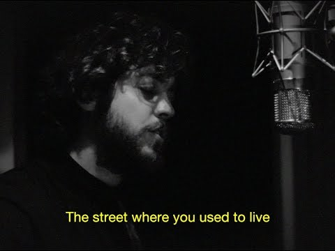 "Suso Díaz estrena en Youtube ""The Street Where You Used To Live"""
