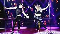 ¡Charlotte Caniggia y Agus Reyero la rompieron bailando en el caño!