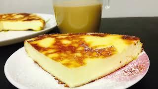 Такой простой в приготовление но очень нежный и вкусный сырный десерт