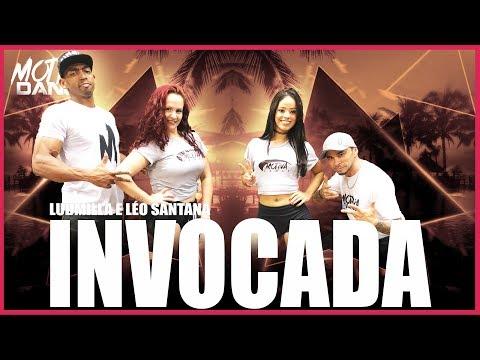 Invocada - Ludmilla e Léo Santana  Motiva Dance Coreografia
