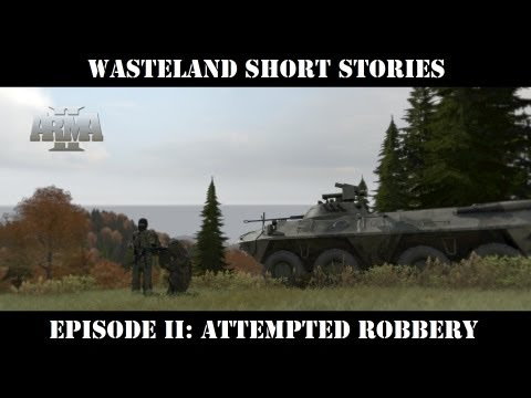 Wasteland Short Stories - Episode 2: Attempted Robbery