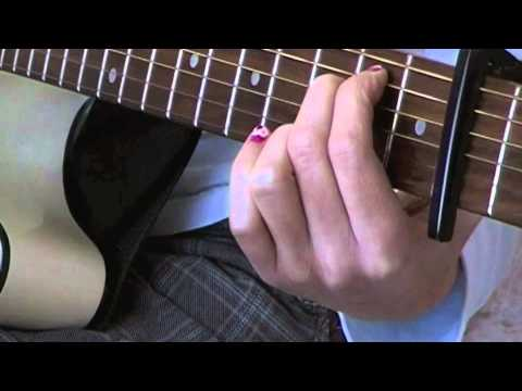 Easy Guitar Tutorial For MR SAXO BEAT by Alexandra Stan!!!!