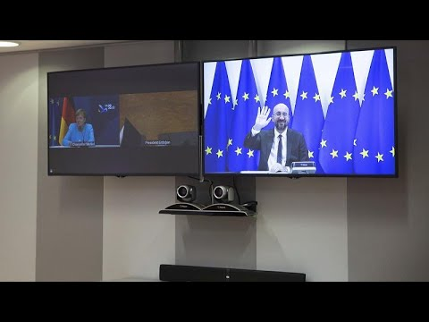 euronews (in English): EU Summit postponed as Charles Michel goes into isolation