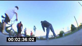 Matt Young Longest Kickflip Nose-Manual Stationary/Moving Cheri Lindsey Skatepark