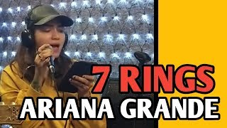 ARIANA GRANDE - 7 RINGS - Live Looping Performance Covered By BORNEO AKUSTIK