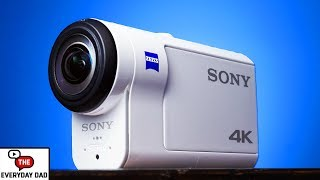 The MOST VERSATILE Camera Ever MADE!  THE SONY FDR X3000!