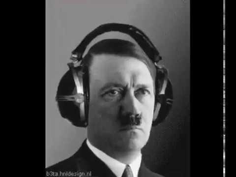 Ein, zwei, Polizei rave mix Hitler